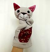 Maňuška mačka - Mačička od Zlatej bodky