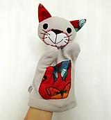 Hračky - Maňuška mačka - Mačička od Motýlej lúky - 13064509_