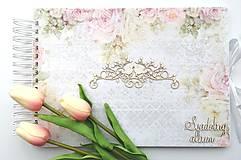 Papiernictvo - Svadobný fotoalbum - 13062706_