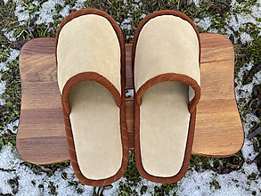 Obuv - Pieskové papuče - 13062995_