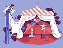 """Dobrý obchod - Ilustrácia """"Félix najväčší na svete..."""" - 13064681_"""
