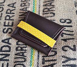 Peňaženky - Puzdro na doklady - 13064594_