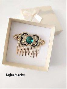 Iné šperky - Aurélia hrebienok - 13065131_