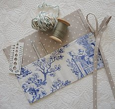 Úžitkový textil - Organizér na háčiky - 13069648_