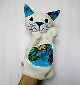 Hračky - Maňuška mačka - Mačička od Motýlieho údolia - 13067254_
