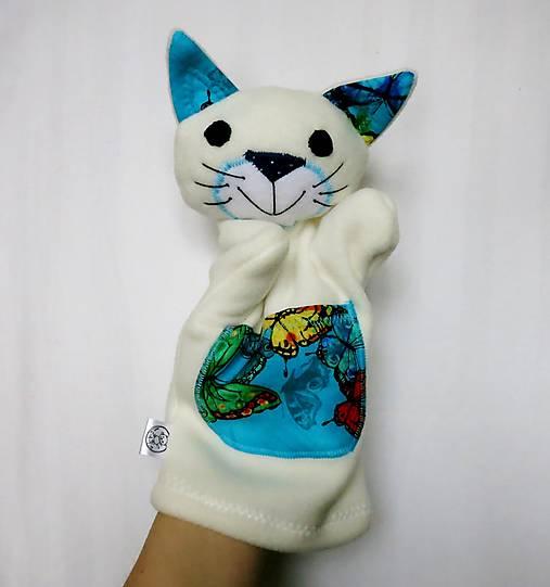 Maňuška mačka - Mačička od Motýlieho údolia