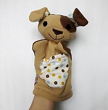 Hračky - Maňuška pes - Havino z Bodkového údolia - 13068097_
