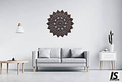 "Dekorácie - Mandala "" Sun "" - 13070905_"