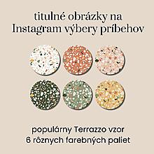 Grafika - DIGITÁL / titulné obrázky na Instagram výbery príbehov - 13068065_