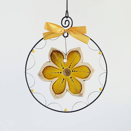 Dekorácie - jarný kvet  - 13071699_