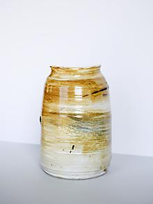 Dekorácie - Váza piesková 2 - 13072878_
