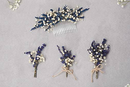 """Kvetinový hrebienok """"svitanie v Provence"""""""