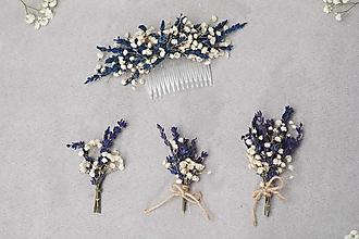 """Pierka - Svadobné pierka """"svitanie v Provence"""" - 13073563_"""