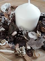 Dekorácie - Sušené dekorácie - 13073750_