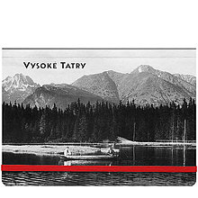 Papiernictvo - Zápisník - Vysoké Tatry, Štrbské pleso - 13079661_