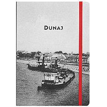 Papiernictvo - Zápisník Dunaj - 13079683_