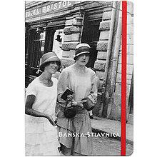 Papiernictvo - Zápisník Banská Štiavnica - Ženy, Hotel Bristol - 13079703_