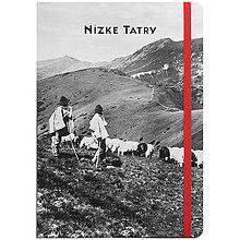 Papiernictvo - Zápisník Nízke Tatry - Ďumbier, Chopok - 13079706_