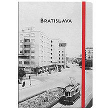 Papiernictvo - Zápisník Bratislava- starý Avion - 13079711_