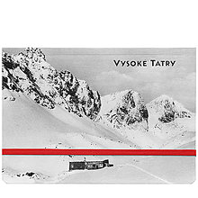 Papiernictvo - Zápisník - Vysoké Tatry, Zbojnícka chata - 13079731_