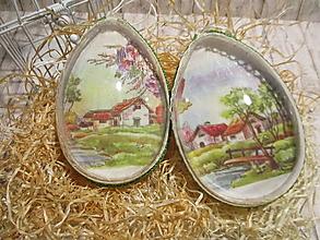 Dekorácie - Veľkonočné vajíčka - 13079108_