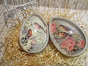 Dekorácie - Veľkonočné vajíčka - 13079130_