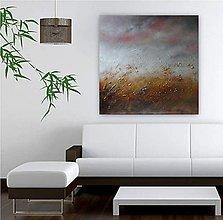 Obrazy - Zlaté polia a lúky 80x80 - 13077876_
