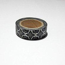 Papier - Dekoračná páska - 13079500_