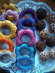 Hračky - Donuty a americké cookies v  krabičke do detskej kuchynky - 13075722_