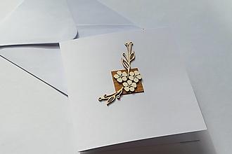 Papiernictvo - Pohľadnica - Flowery - 13078706_