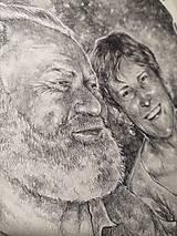 Kresby - Portrét na objednávku - Originál Kresba - 13078020_