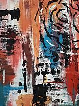 Obrazy - Abstraktný obraz 40x30 - 13076017_