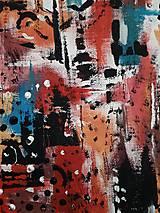 Obrazy - Abstraktný obraz 40x30 - 13076120_