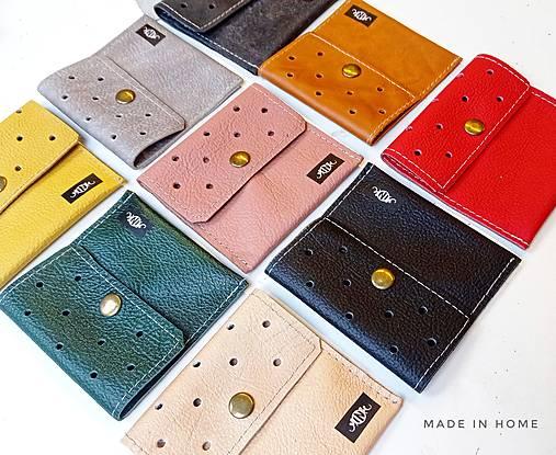 Peňaženky - Purse( peňaženočky na drobné) - 13075964_