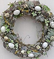 Dekorácie - jar v lese - 13084290_
