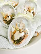 Dekorácie - Veľkonočné vajíčka 5 ks - 13081231_