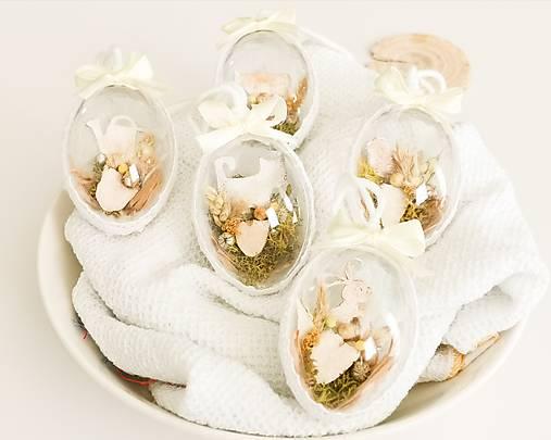 Veľkonočné vajíčka 5 ks