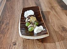 Nádoby - Podlhovastý tanier - 13083952_