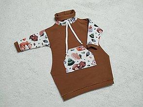 Detské oblečenie - Šatky so zvieratkami - 13080718_