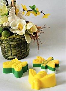 Dobrý obchod - Mydlo s vôňou jarnej kytice - 13080864_