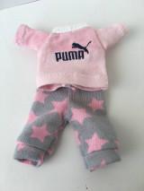Hračky - Domáce oblečenie - pre bábiky 24- 25 cm. - 13083878_