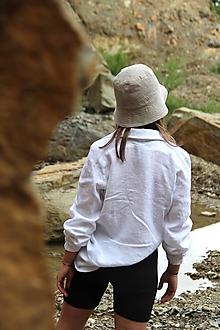 Košele - IVANA košeľa biela - 13086127_