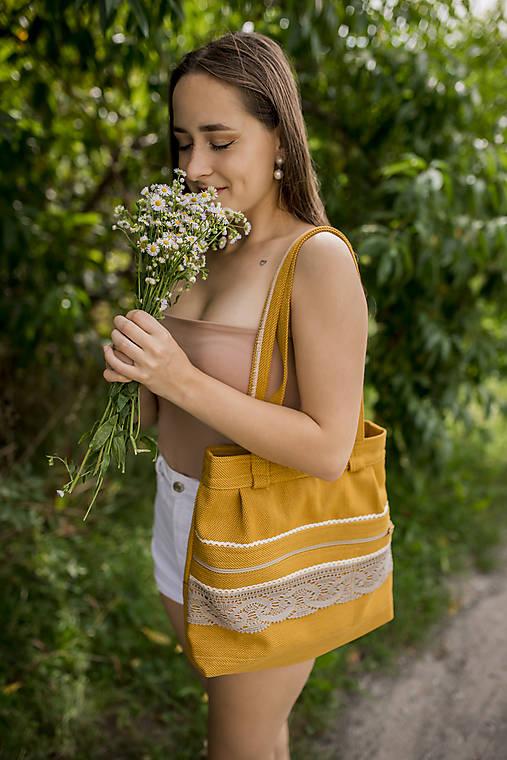 Veľké tašky - Kabelka na letné dni I. - tašky - 13087015_