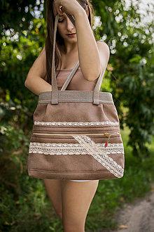 Veľké tašky - Kabelka na letné dni III. - tašky - 13087176_