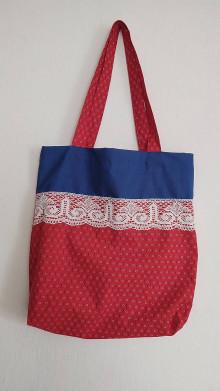 Nákupné tašky - taška - ľudovienka - 13085191_