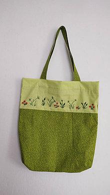 Nákupné tašky - Taška - na lúke - 13087801_