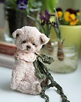Hračky - Mini medvedik - 13084764_