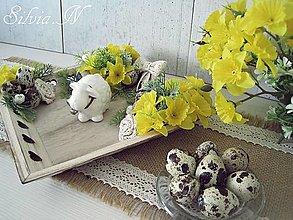 Dekorácie - Veľkonočná dekorácia. - 13088419_