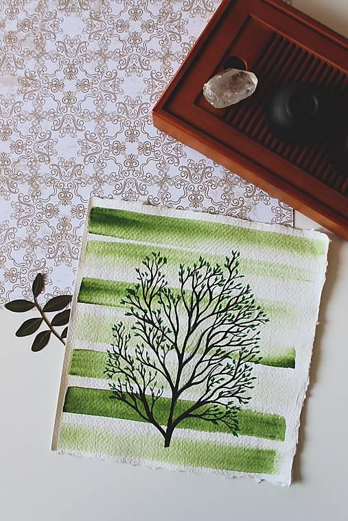 Iba jeden strom - originál