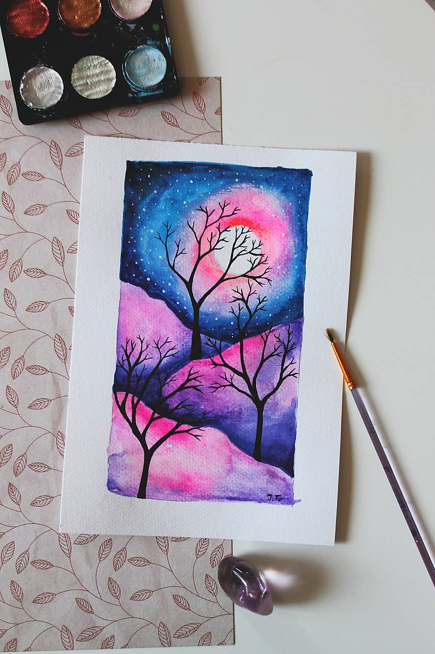 Sen noci rúžovej - originál